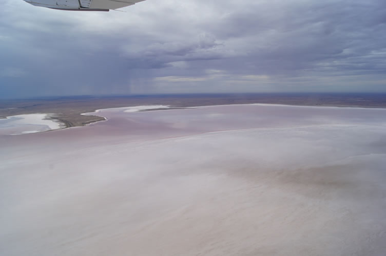 1. Southeast corner of south lake Kati Thanda-Lake Eyre South 21 Jan 2016
