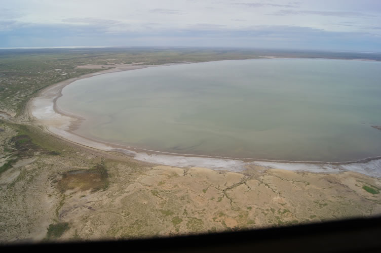 8. Bottom of Belt Bay Kati Thanda-Lake Eyre North 21 Jan 2016