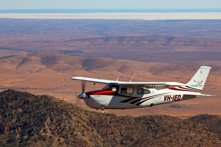 Flinders Ranges scenic flight
